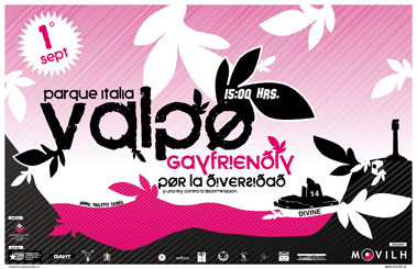 VALPO GAY FRIENDLY
