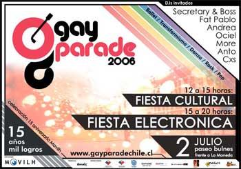 Primera GayParade