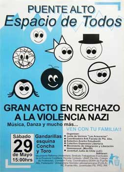 Contra la violencia neonazi