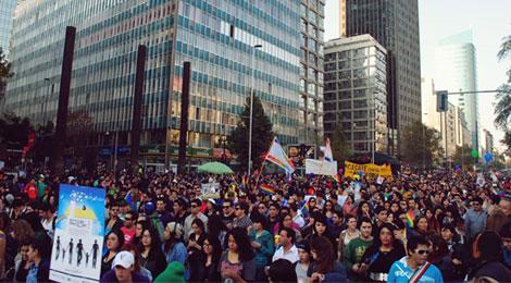 Marcha por la Igualdad 2013