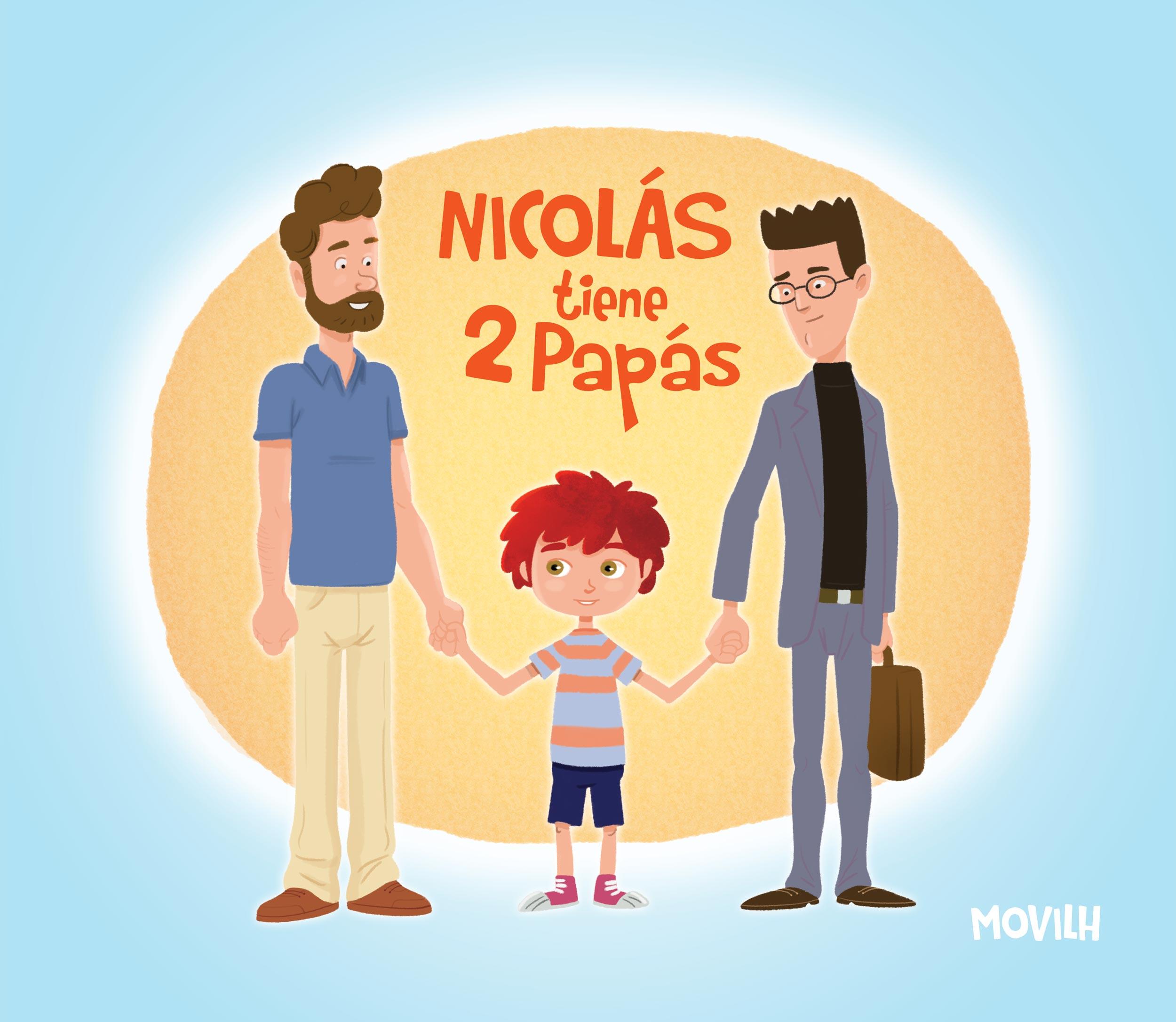 nicolas tiene dos papas