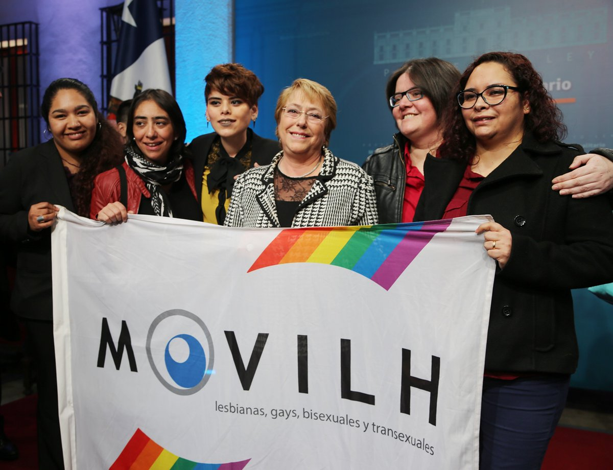 Ley homosexual en chile