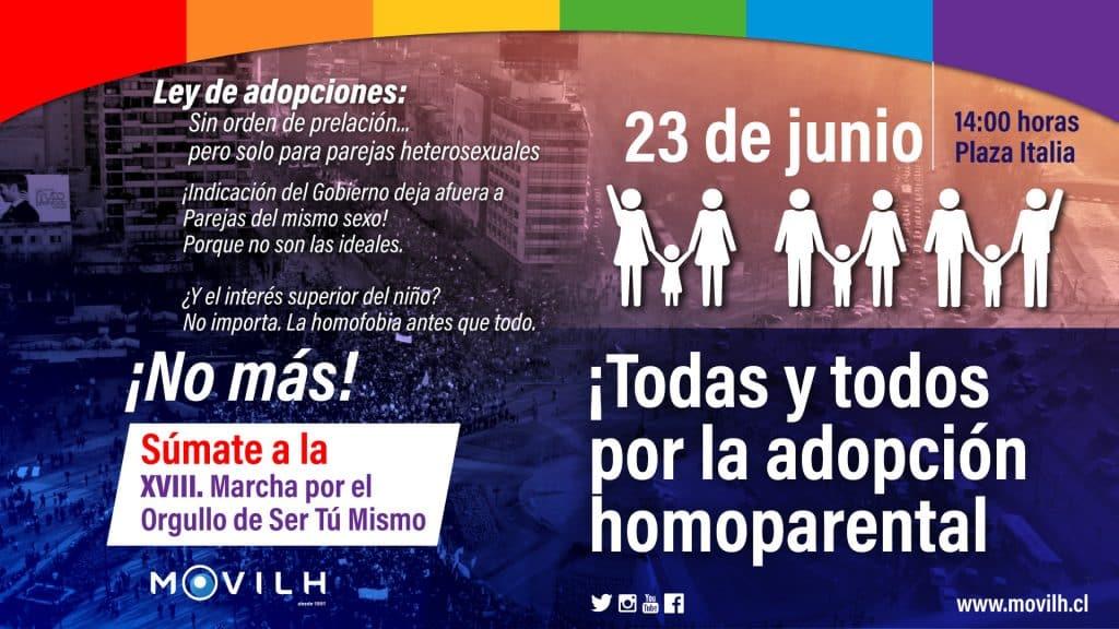 Campañas Públicas Movilh Chile
